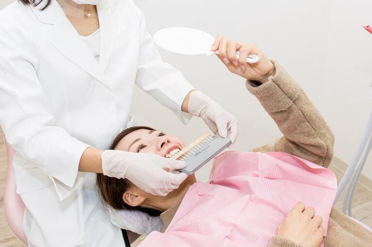 三宮でホワイトニングならパールストリート歯科